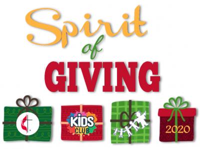 Spirit of Giving Logo